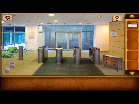 Can You Escape Modern Office walkthrough 5nGames. - YouTube