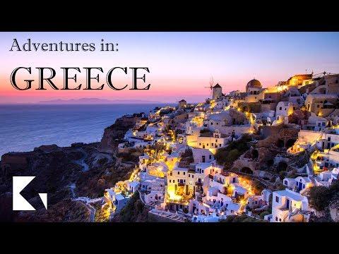 Adventures In Greece - Athens, Kalamata, Santorini & More