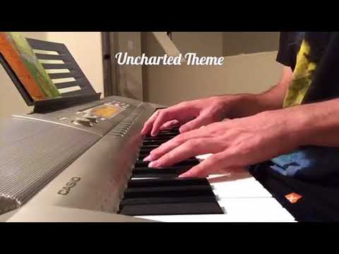 Uncharted Theme Piano Cover