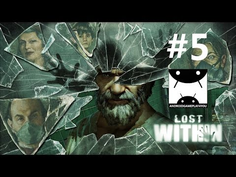Lost Within Android GamePlay #5 (1080p)