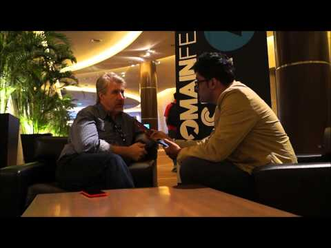 Simon Cousins Allegravita CEO Interview Domainfest 2015