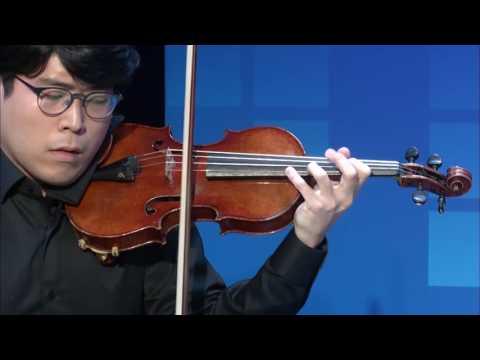 Bordone Quartet plays Quartettsatz in C minor, D.703 (Schubert)
