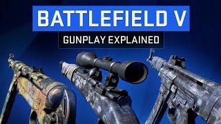 Battlefield V - NEW Gunplay Mechanics EXPLAINED (BFV Gameplay)