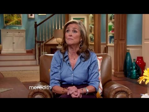Meredith Vieira Opens Up About Why She Stayed in an Abusive Relationship