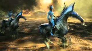 "Фрагменты фильма ""Аватар""  Музыка: Husky Rescue - My World"