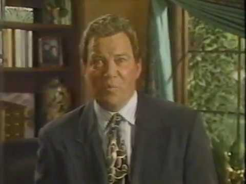 William Shatner International Correspondence Schools take classes at home commercial