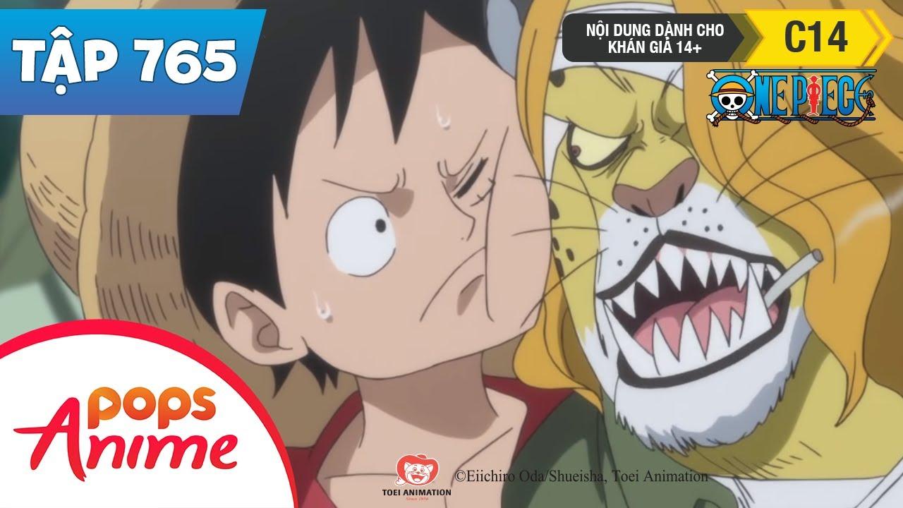 One Piece Tập 765 - Cùng Nhau Đi Tới Lãnh Địa, Của Lão ĐạI Nekomamushi! - Đảo Hải Tặc