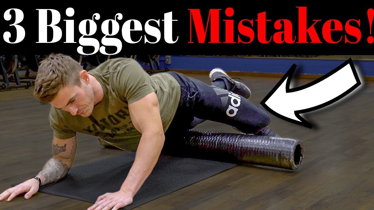 photo 6 Foam Roller Mistakes Youre Making