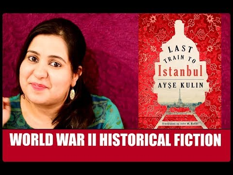 Last Train to Istanbul by Ayse Kulin | Book Review | Indian Booktuber
