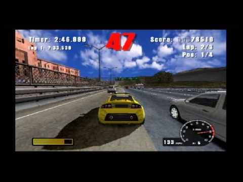 Burnout 1 Race