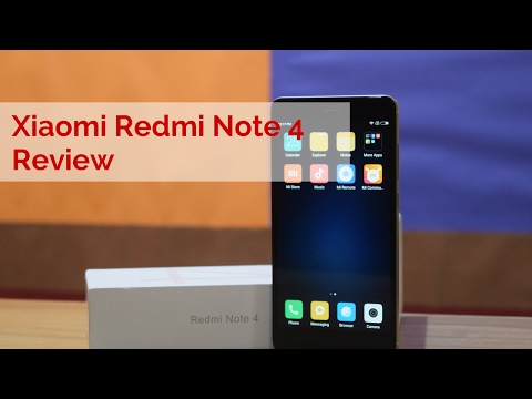 Xiaomi Redmi Note 4 (4GB) Review Videos