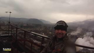 видео Высотные монтажные работы