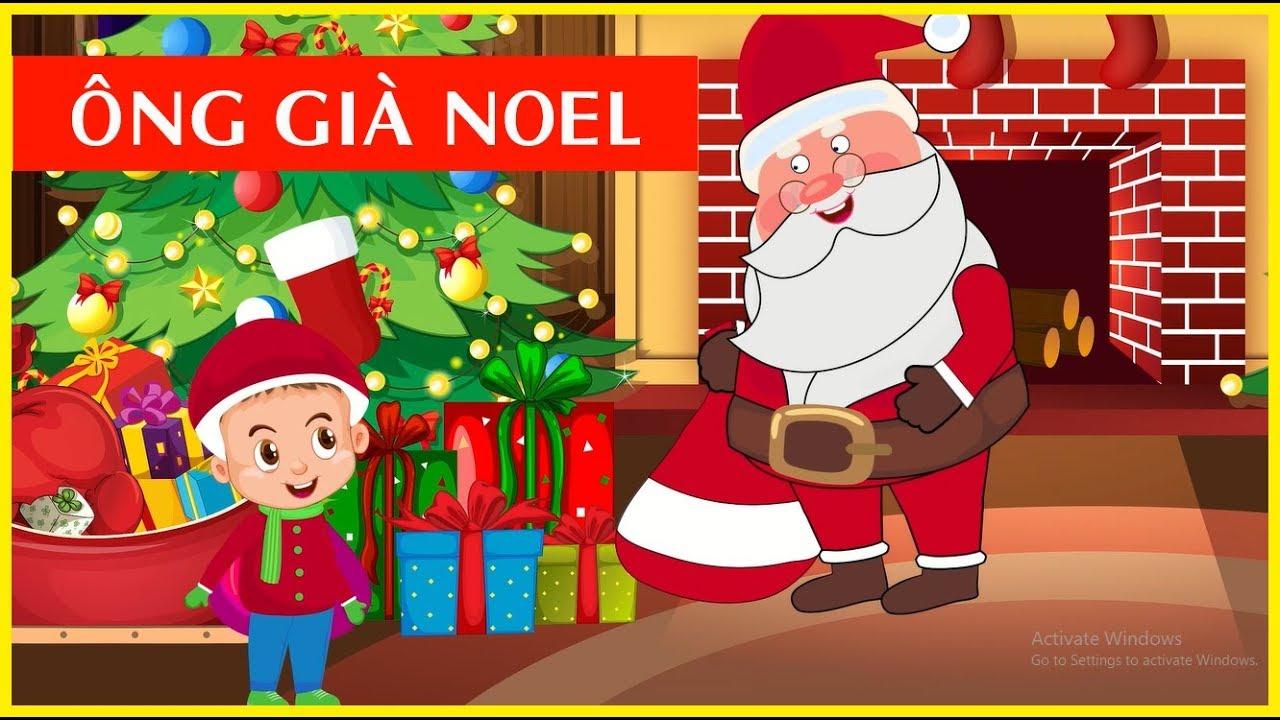 Phim hoạt hình trẻ em | Tập 14 - Ông Già Noel | Câu chuyện ý nghĩa | BINGO Và Các Bạn
