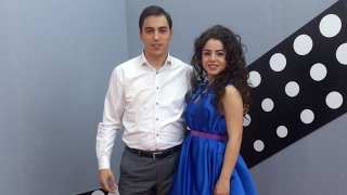 Albert Ghazaryan duet with Mary Mnjoyan // Quizas,Quizas,Quizas