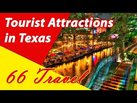 List 8 Tourist Attractions in Texas | Travel to United States