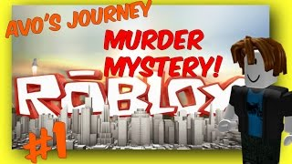 RoBlox | Murder Mystery 2 | HOW TO BE AN AWESOME INNOCENT | Ep1