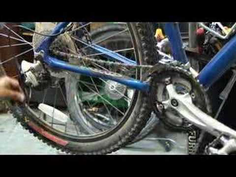 4 Installing A New Bicycle Chain