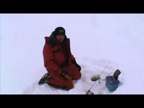 Action Angling - Belwood Lake Ice Fishing