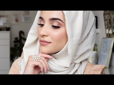 ELEGANT BRIDAL MAKEUP LOOK | _MILASMAMA thumbnail