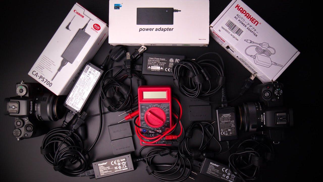 EOS M50 EOS M2 EOS M10 EOS M100 Wmythk ACK-E12 Bloc dalimentation CA avec adaptateur de batterie pour appareils photo num/ériques Canon EOS M