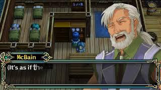 The Legend of Heroes III: Song of the Ocean - 1