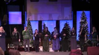 Христианская рождественская постановка - Церковь Откровение 2014