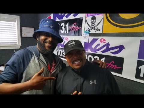 Arnez J Live In Studio With Melz On The MIC Taking Calls