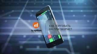 Как торговать на мобильной платформе  IQ Option стратегии, сигналы, обучение