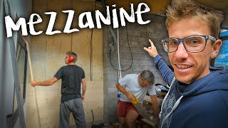 DES RENFORTS - Passion Rénovation Ep53 - construction maison travaux DIY