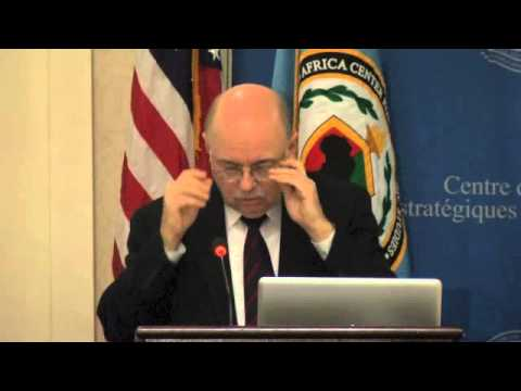 Peace Support Operations in Africa - Amb. Roger A. Meece