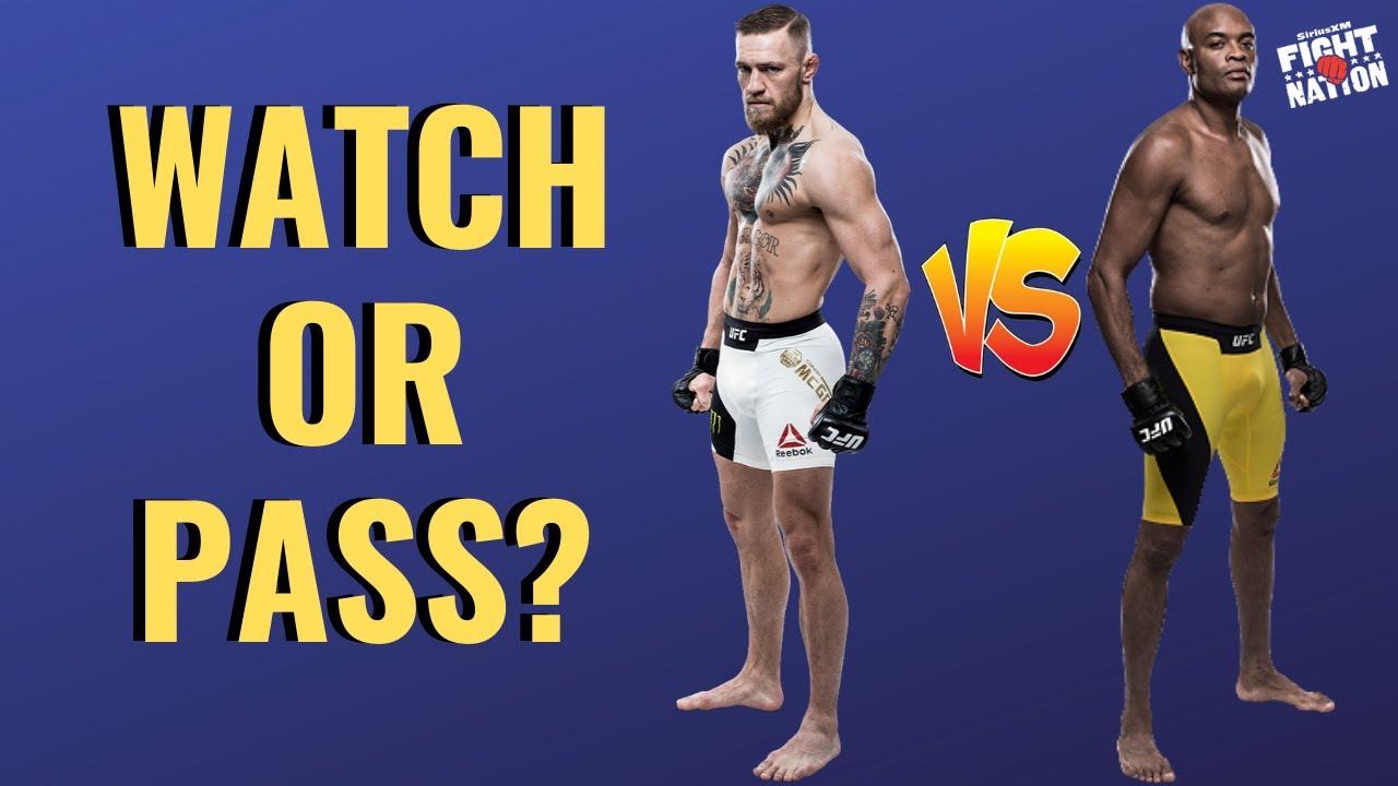 Five reasons why a Conor McGregor vs. Anderson Silva fight isn't so ...