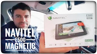 видео Обзор навигатора Navitel E500 Magnetic