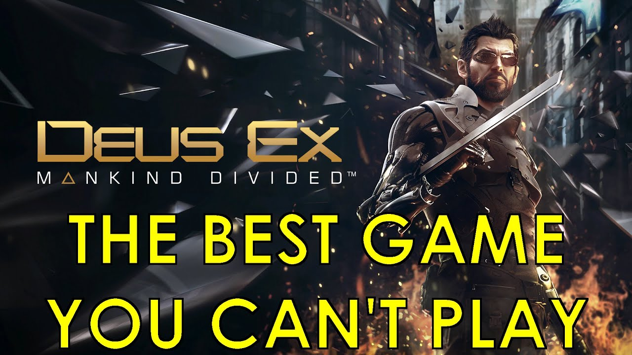 How to change language Deus Ex Mankind Divided Russian to English