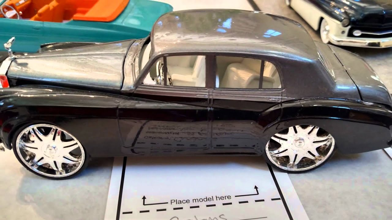 Show Coverage: 2015 ACME Southern Nats NNL Model Car Show
