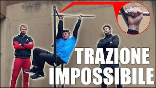MAGIC PULL UP CHALLENGE, riusciresti a farlo ?