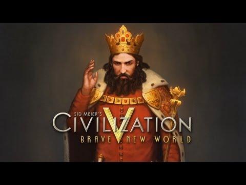 Бесконечное расползание в Sid Meiers Civilization V