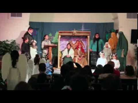 """A Lost Treasure"" - Calvary Road Baptist Academy Christmas program, Dec 6, 2013 PM"