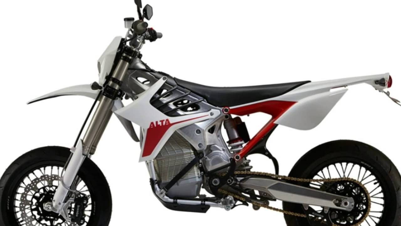 Alta Motors Delivers The First Redshift Electric Bike