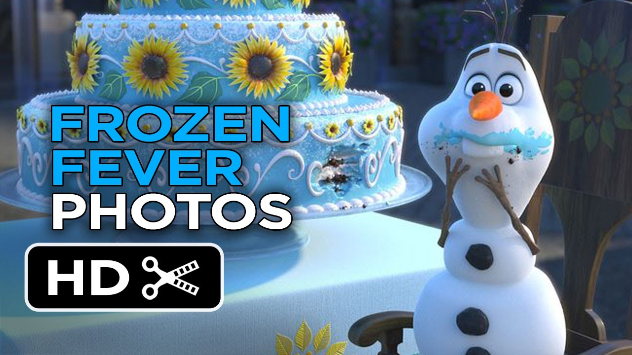 Download Frozen Fever - First Look (2015) - Disney Sequel HD