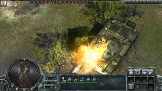 Codename: Panzers - Cold War PC Gameplay HD