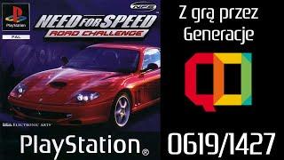 Need for Speed IV: High Stakes / Road Challenge - Z grą przez generacje S1E4