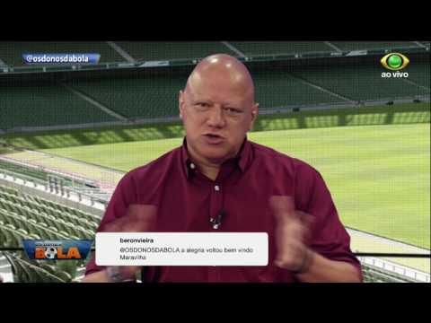 Preocupação De Eduardo Será O Vestiário, Diz Ronaldo Sobre Verdão