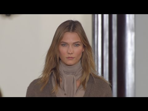 Ralph Lauren Fall 2016 Collection Runway Show
