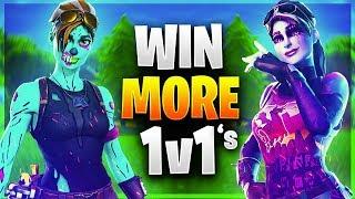HOW TO WIN EVERY 1V1 IN FORTNITE! 10 Pro Tips For Winning More 1v1's! (Fortnite Battle Royale)