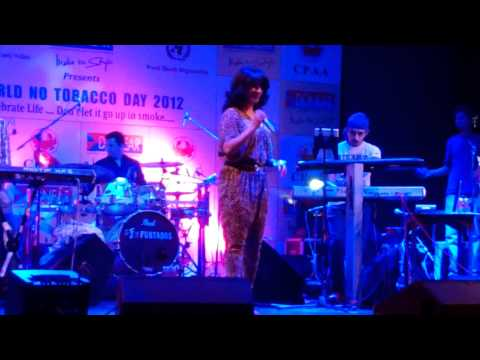 Neha Bhasin Performing Live for CPAA