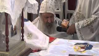 قداس لأبونا الكبير القمص فانوس الانبا بولا 1