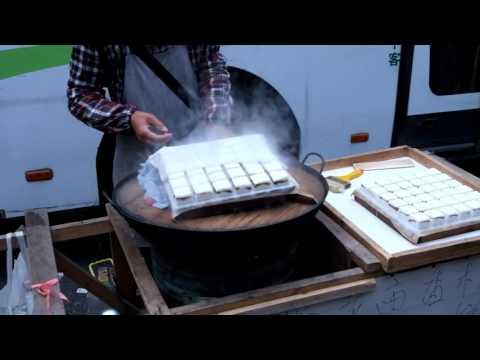 Shanghai Street Foods – China Traditional Steamed Cake | Kue Putu Makanan Traditional di Shanghai
