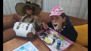 ELİF – ANNE , LERA ÇOCUK OLURSA ORTALIK NASIL KARIŞIR, Eğlenceli çocuk videosu