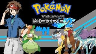 Pokémon Noire 2 Episode 44-Entei, Raikou et Suicune (Non légitimes )