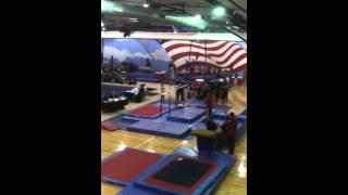 Алекс 7 лет начало сезона спортивная гимнастика